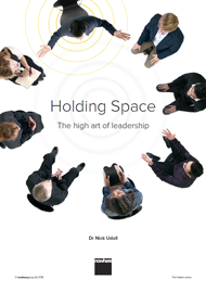 Holding Space The High Art PDF
